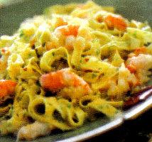 Ricette dietetiche primi piatti pesce ricetta tagliolini for Ricette bimby pesce primi piatti