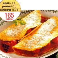 Ricette dolci dietetici con la frutta ricetta omelette for Dolci dietetici
