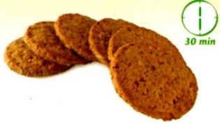 Ricetta biscotti di fiocchi d 39 avena biscotti dolci for Dolci dietetici