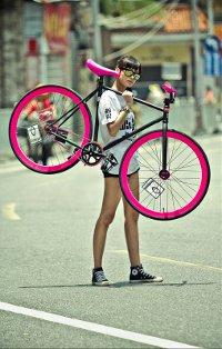 fixed bici