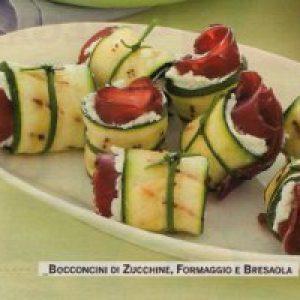 antipasto veloce con zucchine
