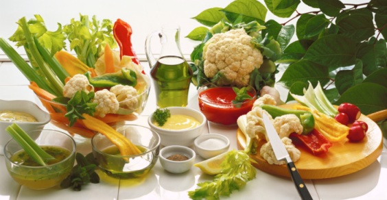 dieta vegetariana con pesce