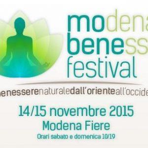 modena benessere festival 2015