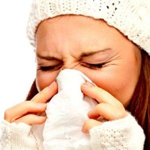 raffreddore cura omeopatica