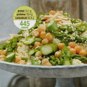 ricetta cuscus vegetariano