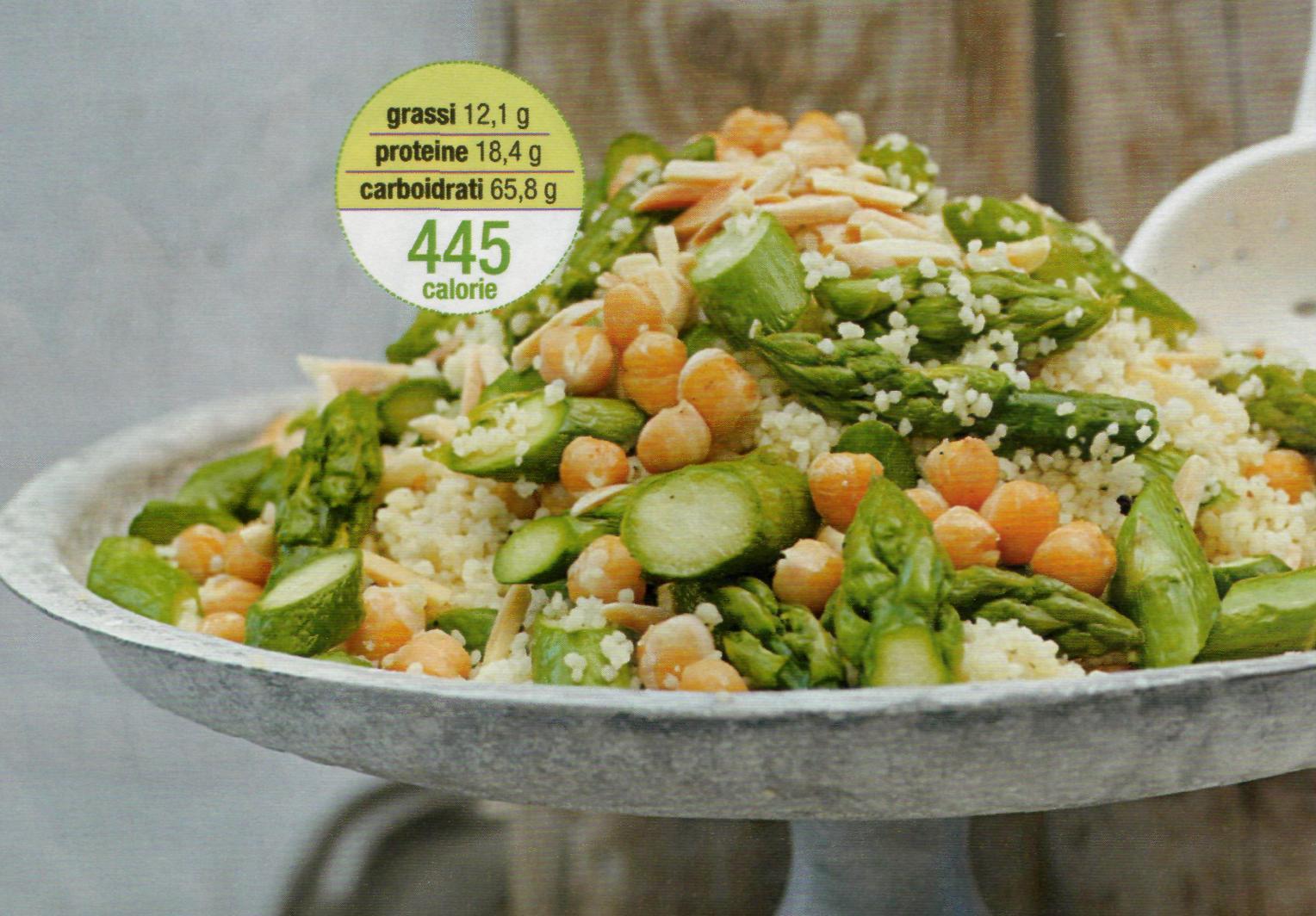 Cuscus di verdure ricetta vegetariana io benessere blog - Ricette per cucinare ...