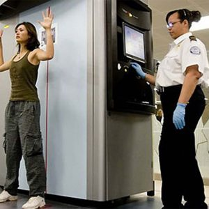 body scanner salute rischi