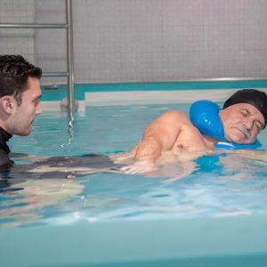 riabilitazione in acqua a roma