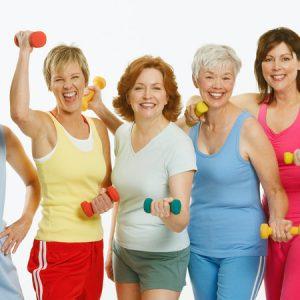 allenamento in palestra a 50 anni