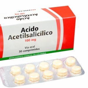 acido acetilsalicilico farmaci