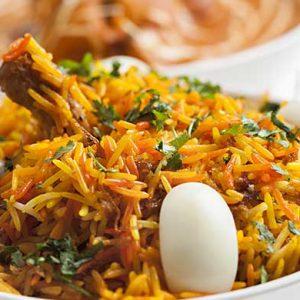 biryani ricetta indiana