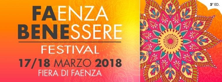 faenza benessere festival marzo 2018