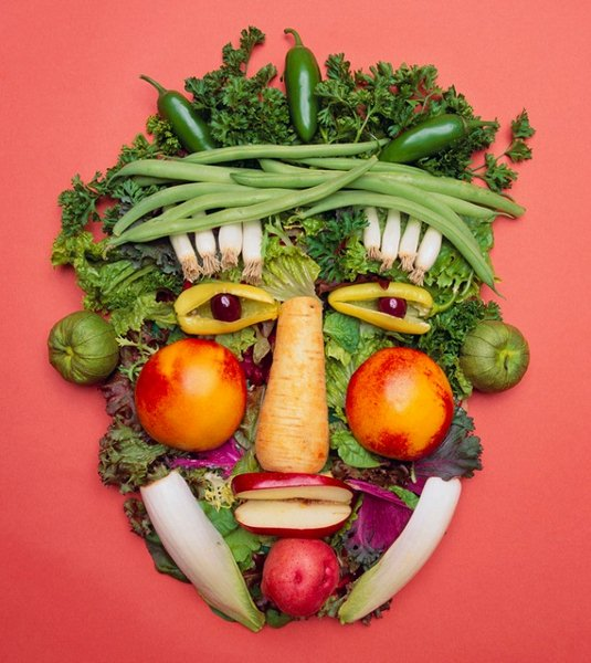 dieta crudista pro e contro