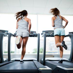 allenamento cardio tapis roulant