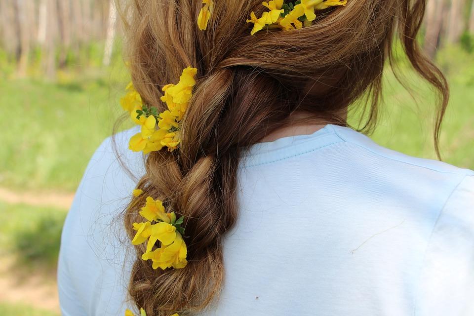 caduta capelli primavera